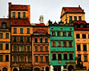 Uniquely colored buildings
