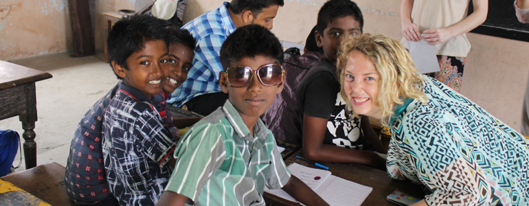 Volunteer in India - Volunteering Journeys