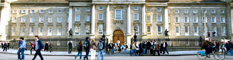 Trinity College Dublin campus