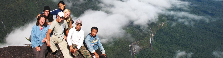 Jakera Adventure Venezuela Header Image
