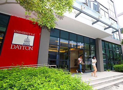University of Dayton China Institute Header Image