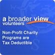 A Broader View Volunteers Corp Logo