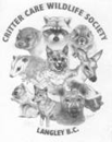 Critter Care Wildlife Society Logo