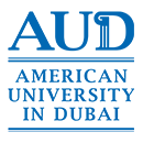 The American University in Dubai Logo