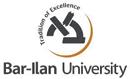 Bar-ILan University  Logo