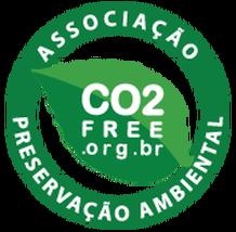 CO2Free Association (Associação CO2Free de Preservação Ambiental) Logo