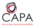 CAPA The Global Education Network Logo