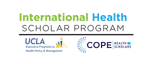 UCLA and COPE Health Solutions  Logo