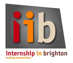 Internship in Brighton Logo