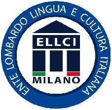 ELLCI Milano - Italian Language School Logo