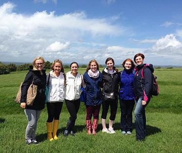 Excursion to Newgrange