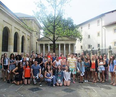 Summer 14 excursions - Plentzia, Gernika, Mundaka