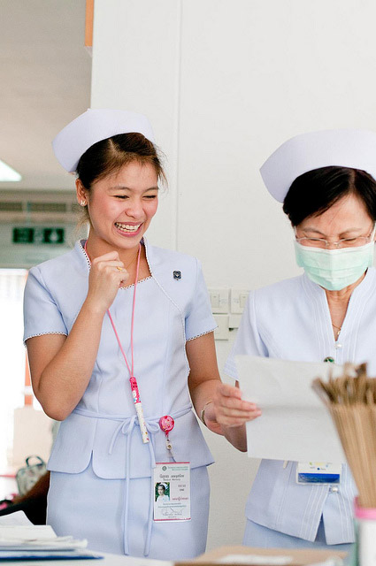 Medical internship in Thailand