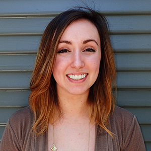 Allison Hradecky - Academic Coordinator