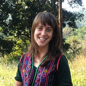 Amy Kaspar - ISDSI Fellow