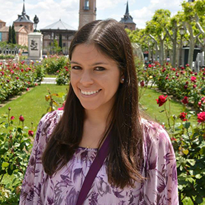 April Arrowood - Admissions Counselor