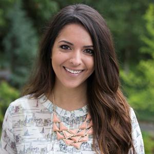Leila Hadi - U.S. Student Advisor & Postgrad Team Lead
