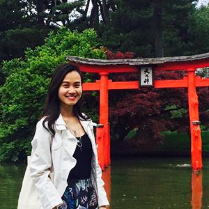 Linh Pham - Marketing Manager & Co-Founder