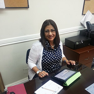 Martha Perez - Assistant Director & Volunteer Coordinator