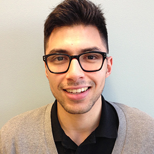 Antonio Villasenor - Diversity Relations Manager