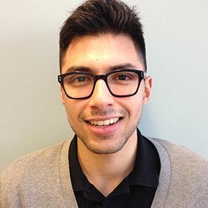 Antonio Villasenor - Diversity Relations Manager
