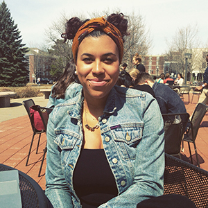 Kiah Zellner-Smith - Marketing Assistant & IES Abroad Alum