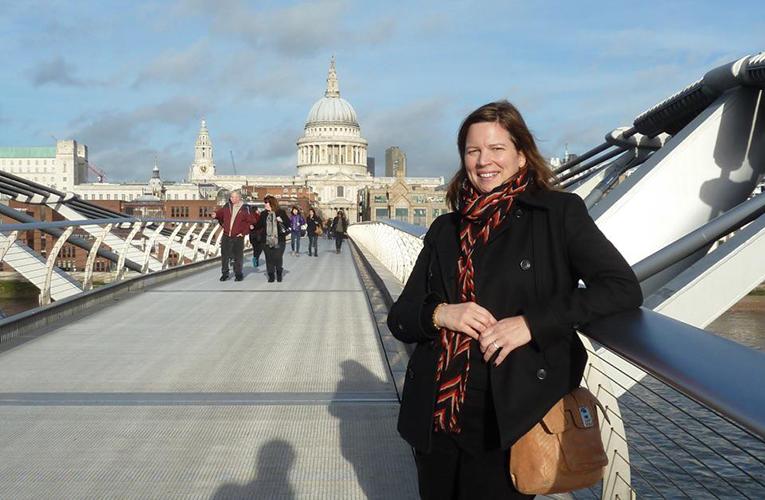 Exploring London, England