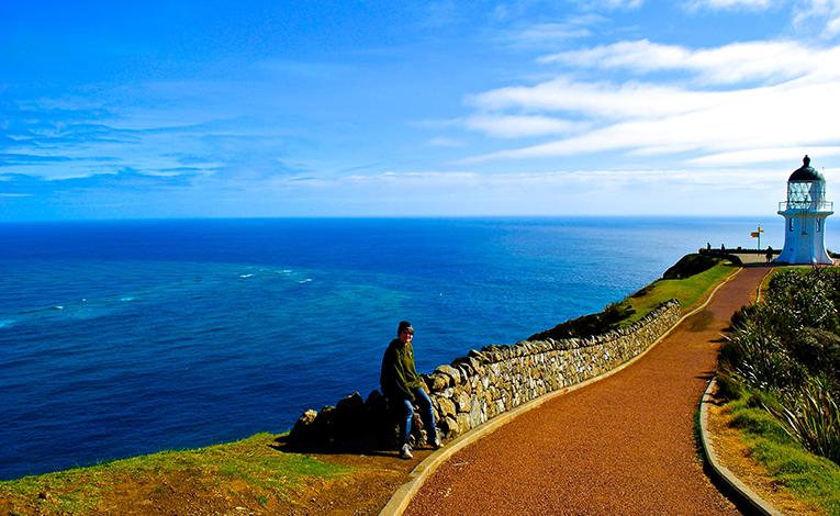 Cape Reinga, North Island, New Zealand