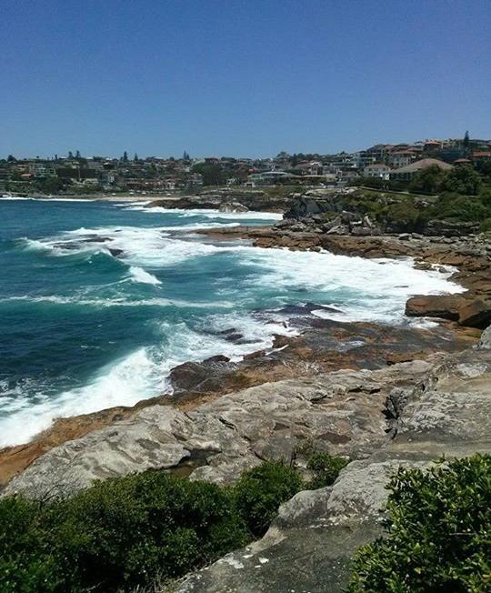 Beach in Australia