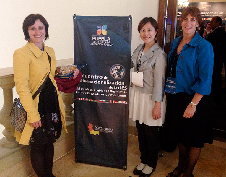 2014 International Conference on the Value of Voluntary Service in Puebla, Mexico