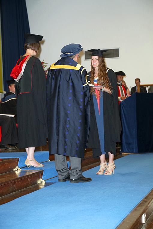 Oxford Brookes University graduation ceremony