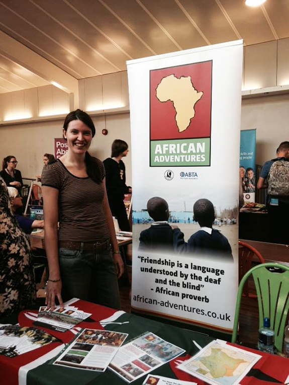 Chichester College Freshers Fair