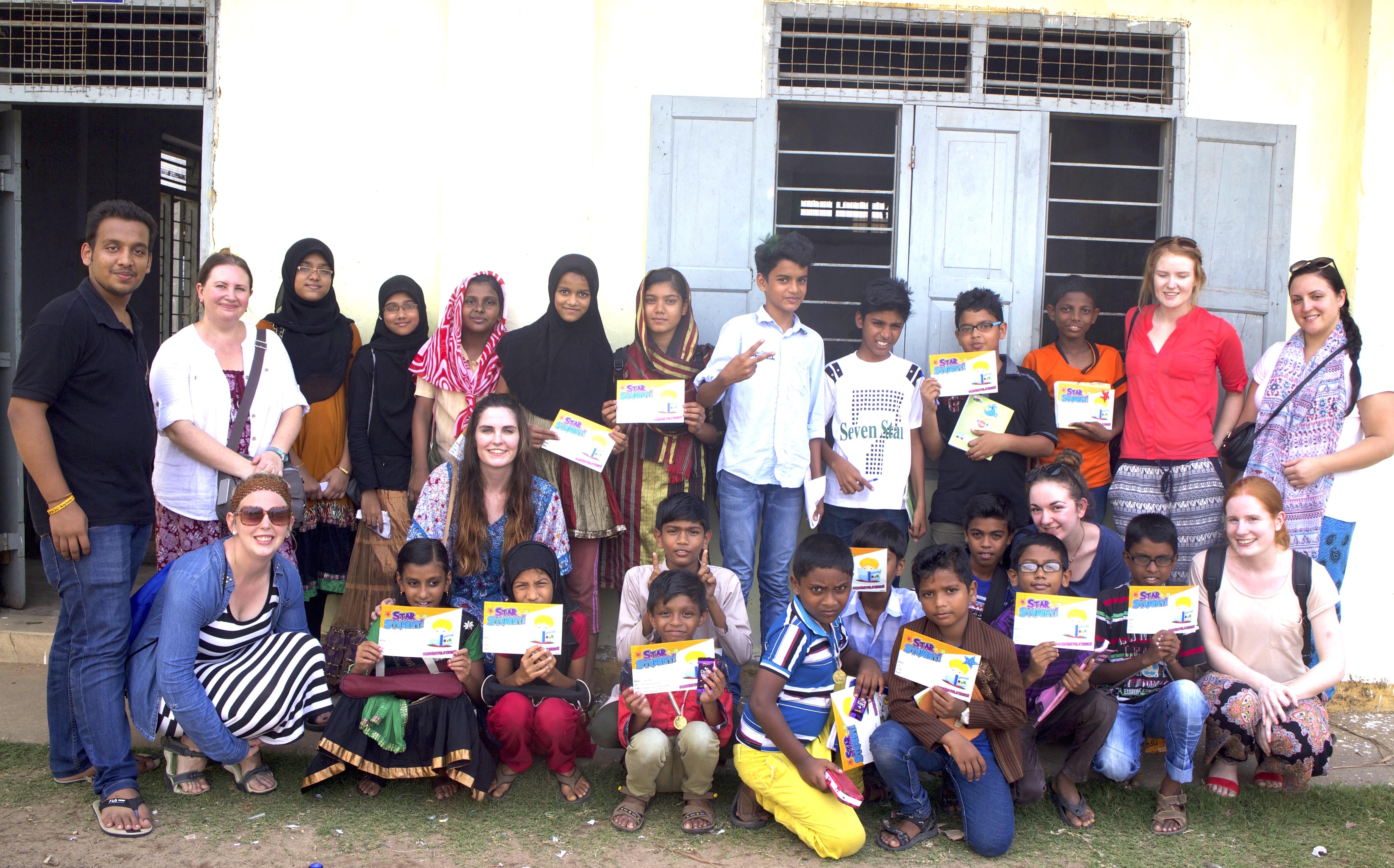 teaching internships in India