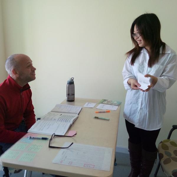 1-on-1 Chinese study