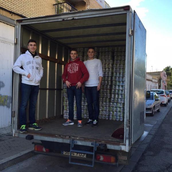 Volunteer in Spain