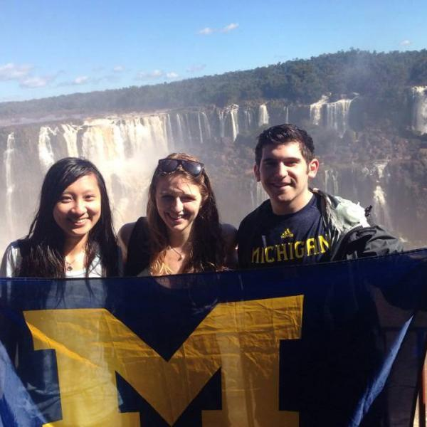 University of Michigan Students Interning Abroad in Argentina
