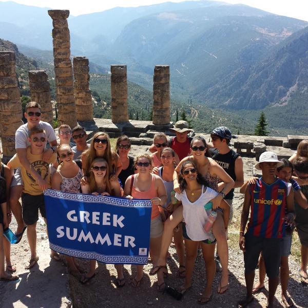 Greek Summer Delphi