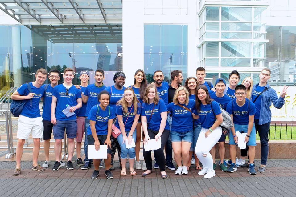 internship abroad in China