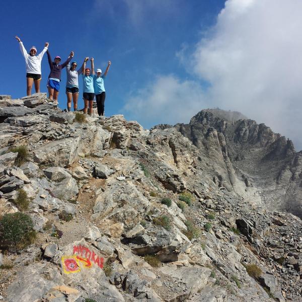 Greek Summer Mt. Olympus