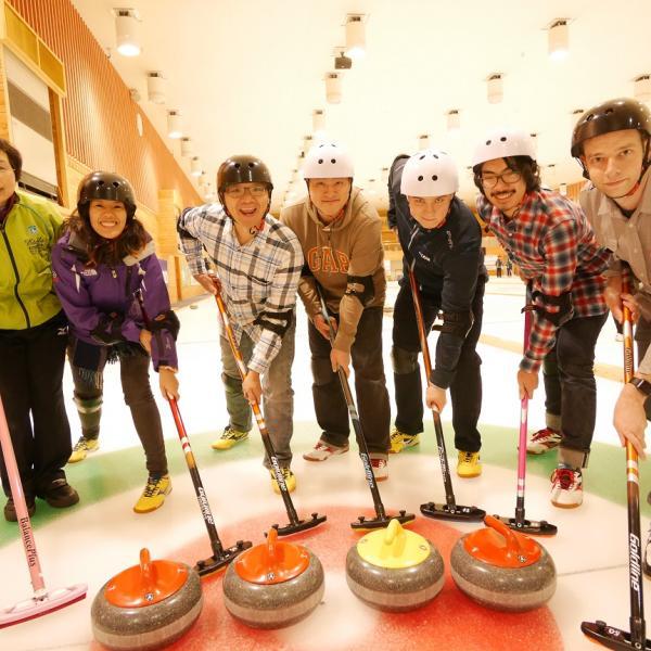 curling japan hokkaido study japanese