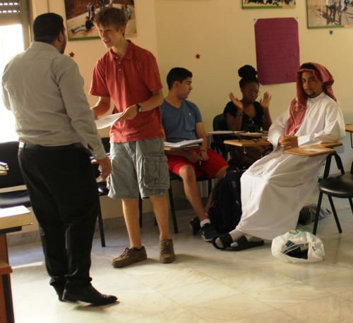 Take Arabic Classes in Amman Jordan