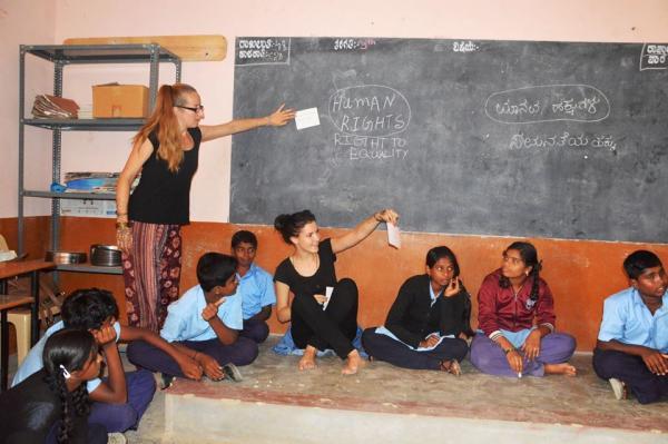 teaching Interns APCI