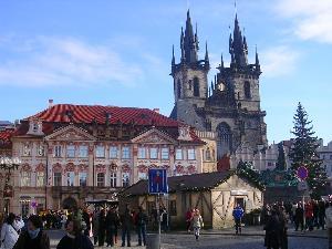 study in Prague, Czech Republic