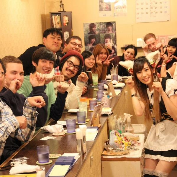 Maid Cafe Sapporo