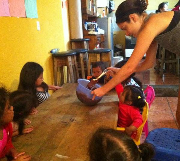 Childcare Program in Guatemala with Love Volunteers!
