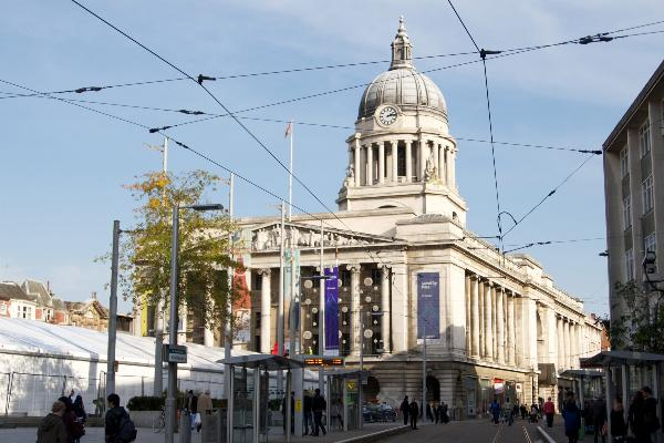Nottingham Market Square