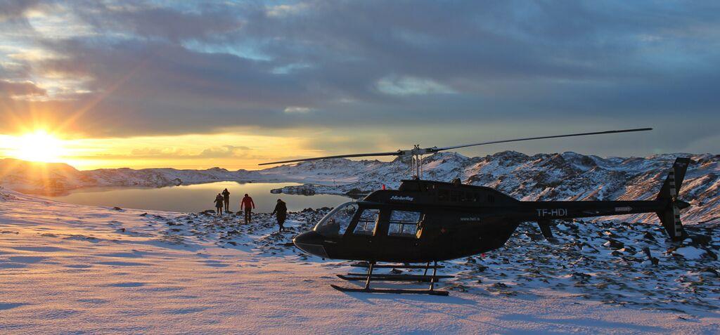 Intern in Iceland