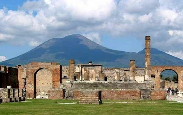 Pompeii itlay