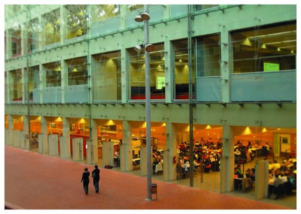 UPF building