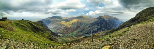 Mountains in Wales